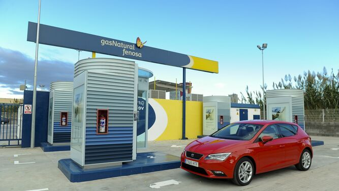Las estaciones de gas duplicarán en España en 2018