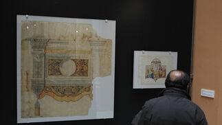 La exposición de los bordados de Caro, en imágenes
