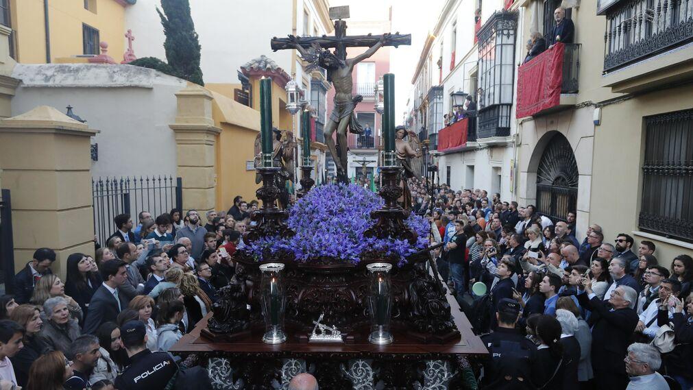 Lunes Santo De Sevilla Asi Le Hemos Contado En Directo Las