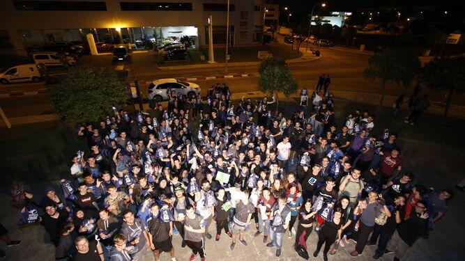 La anterior edición reunió en el polígono PISA a más de 300 personas.