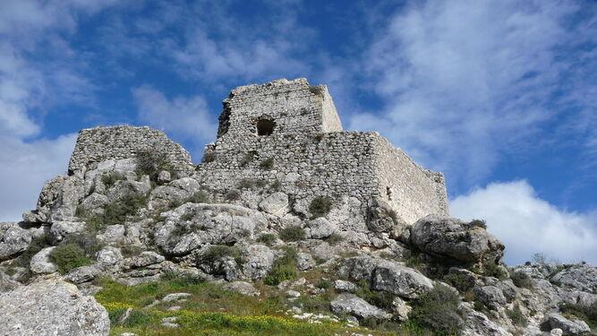 Castillo de Hierro ubicado en la localidad de Pruna.