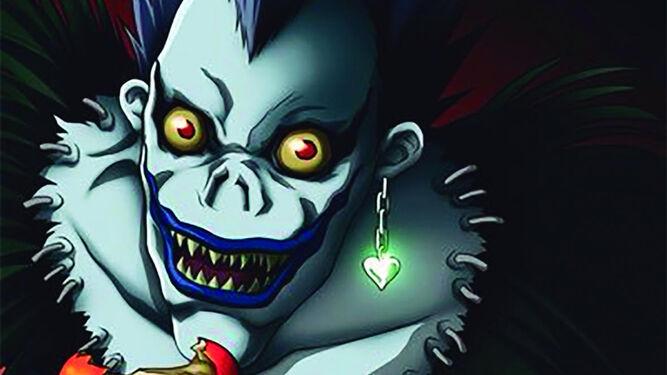 Ryuk es un shinigami, un dios de la muerte en la tradición nipona.