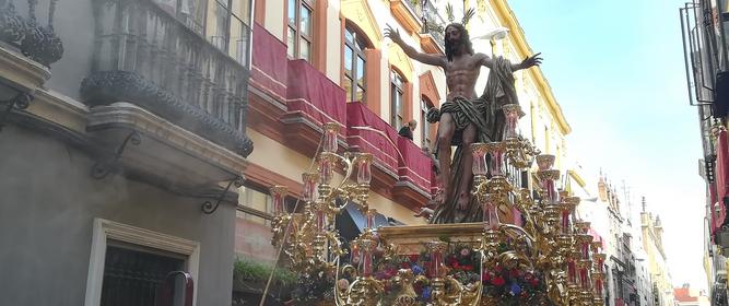 La Resurrección cierra la Semana Santa 1