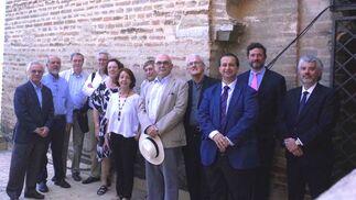 Comité de Expertos, Dirección Facultativa, Arquitecto de la Catedral y Constructora.