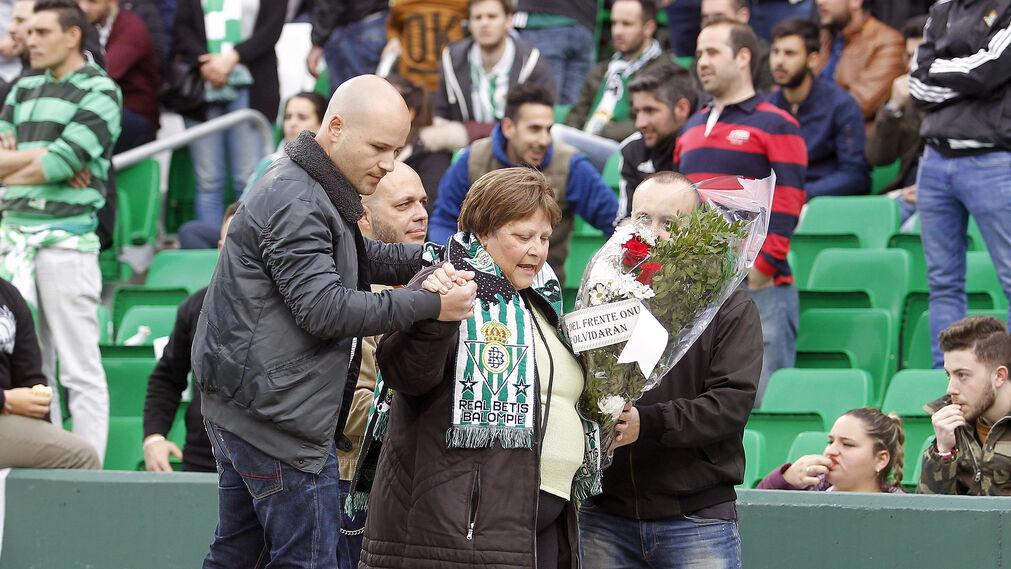 Las imágenes del Betis-Eibar