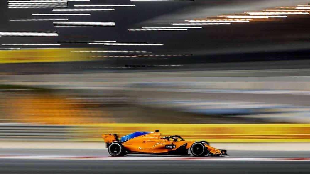 Las imágenes del GP de Bahréin de Fórmula 1