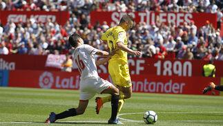 Las imágenes del Sevilla-Villarreal