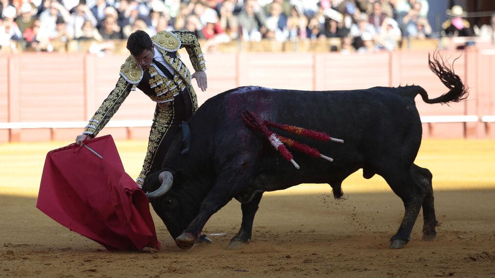 Sexta de abono en la Real Maestranza de Sevilla