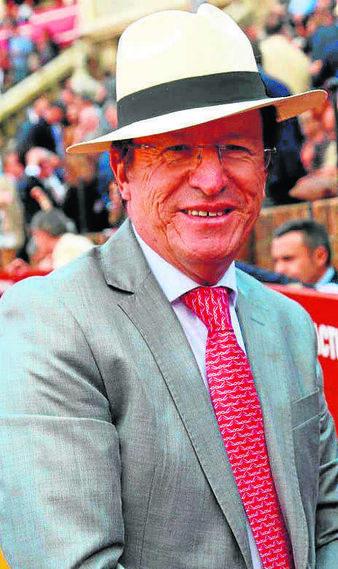 Cristóbal Roldán, embajador de Ecuador en España.
