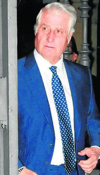 El Duque de Alba, Carlos Fitz James-Stuart.