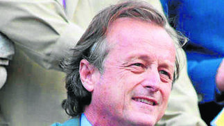 Fernando Murube, de El Corte Inglés.