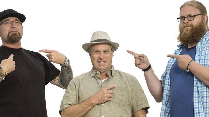 '¿Quién es el más listo?', tres amigos unidos por los enigmas, los datos raros y las curiosidades.