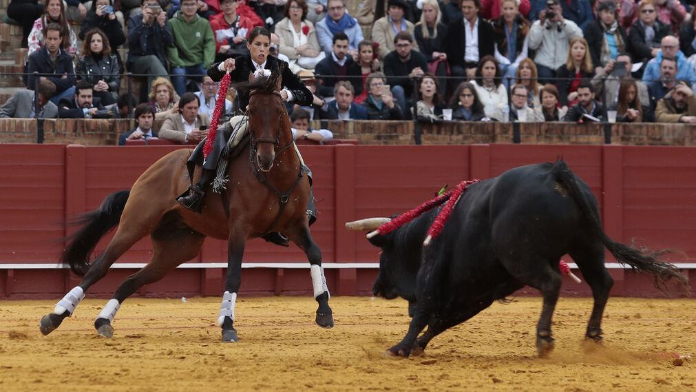 Séptima de abono en la Real Maestranza de Sevilla
