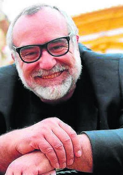 El fotógrafo Antonio del Junco.