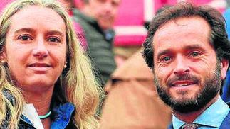 Amparo Morejón y Pablo Moreno.