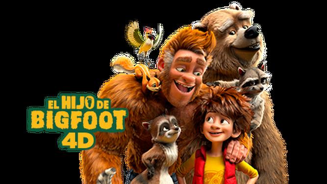El hijo del Bigfoot