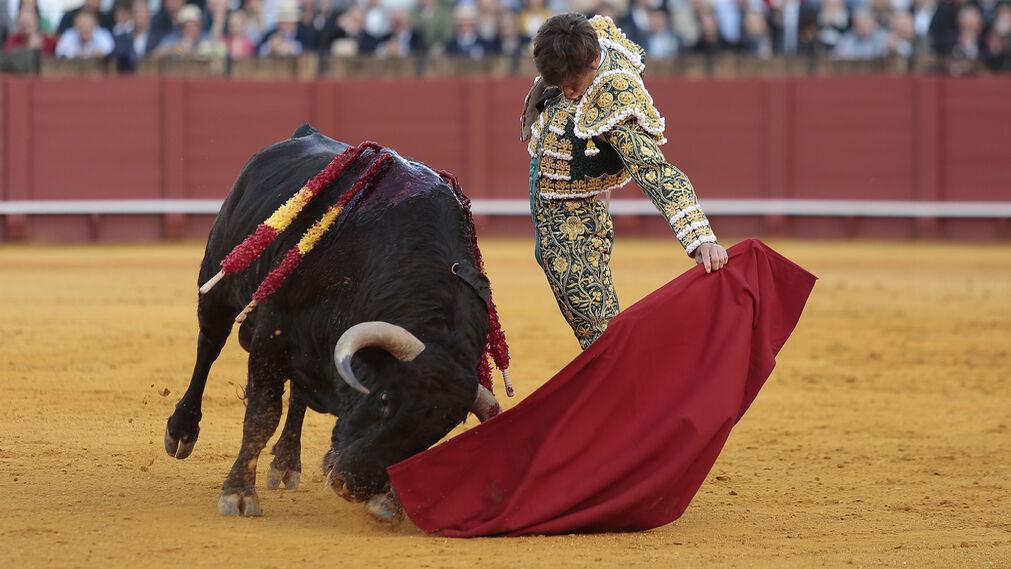 La octava de abono de la Real Maestranza de Sevilla