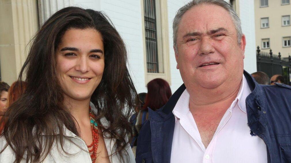 Bárbara Mirjan y Roberto González Conde