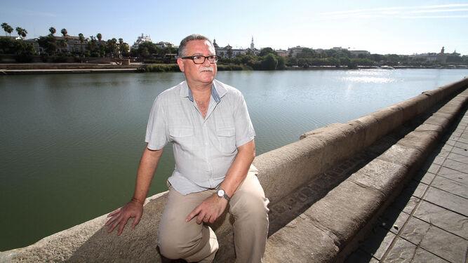 El historiador y crítico de música Andrés Moreno Mengíbar.