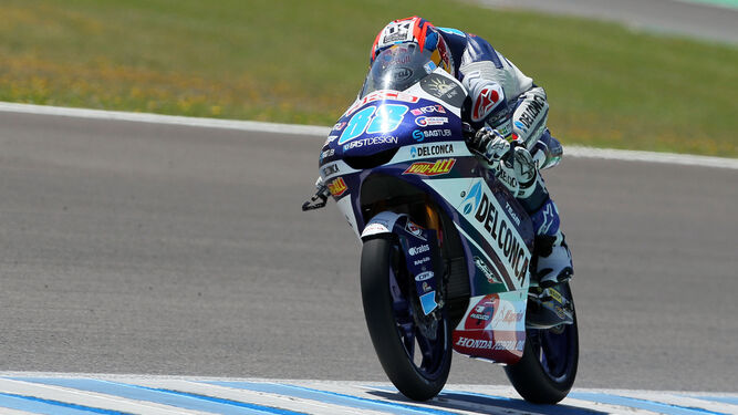 Jorge Martín repitió 'pole' tras la que consiguió en el Gran Premio de Las Americas.