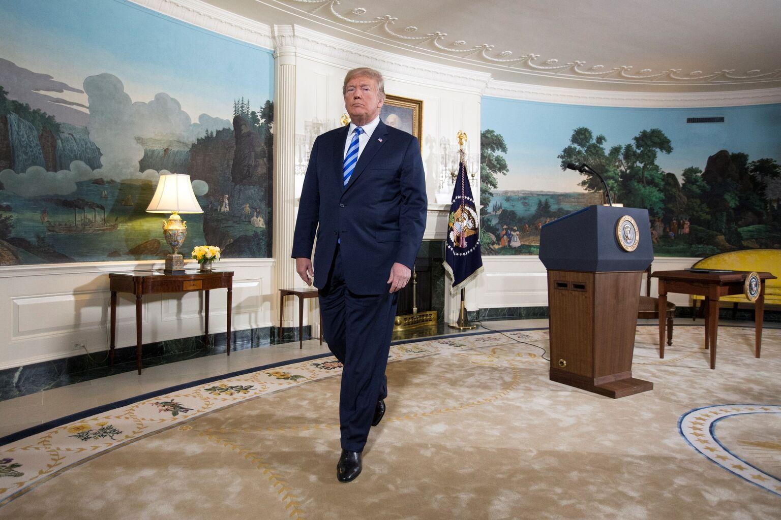 Trump agita el avispero atómico