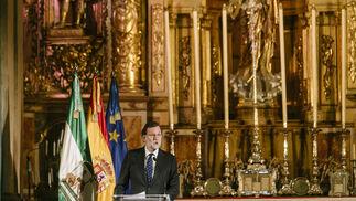 Mariano Rajoy en el Foro Joly Andalucía en el Oratorio de San Felipe Neri