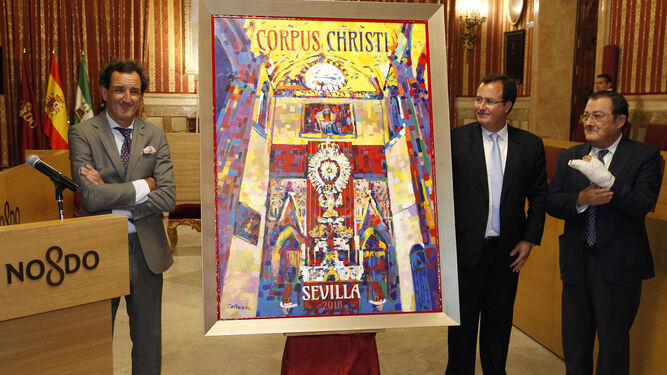 Resultado de imagen de José María Jiménez Pérez- Cerezal 'Colores para la Pasión y la Gloria'