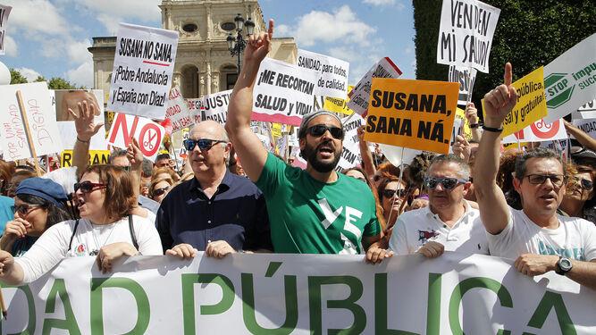 Elecciones Andalucía Spiriman convoca una manifestación en Sevilla en la  jornada de reflexión de las elecciones