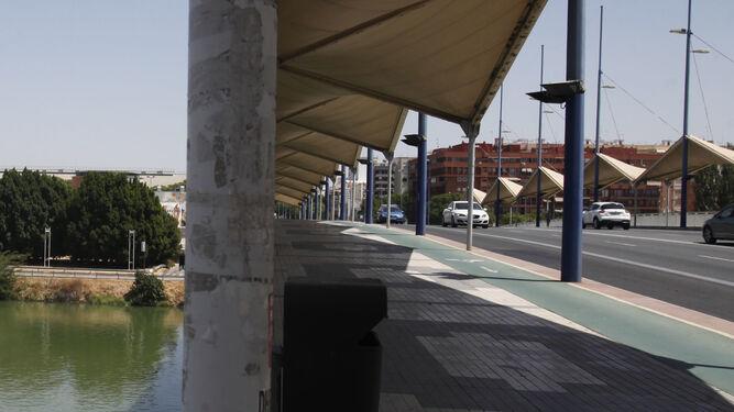 El puente Cristo de la Expiración en Sevilla.