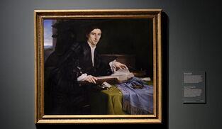 Las imágenes de 'Lorenzo Lotto. Retratos' en el Museo del Prado