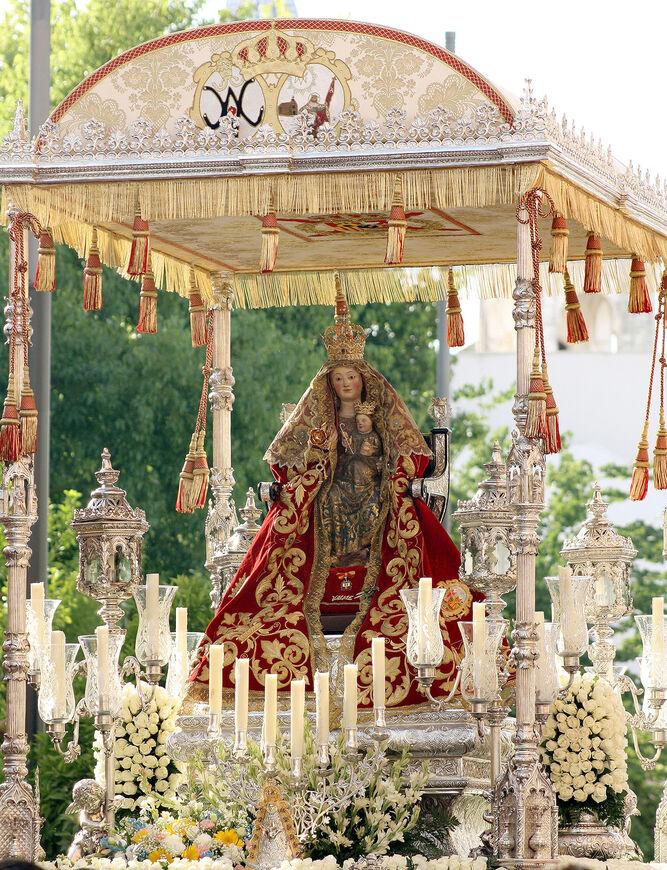 La Virgen de Valme sale este sábado en procesión extraordinaria: Horario e Itinerarios