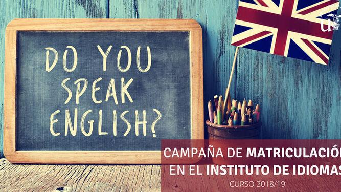 Calendario Academico Us.Calendario De Matriculacion Del Instituto De Idiomas