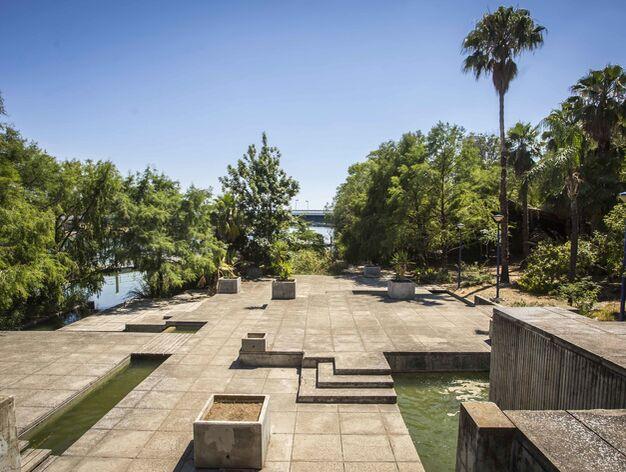 Sevilla el 39 nuevo 39 jard n americano reabre sus puertas for Jardin americano sevilla