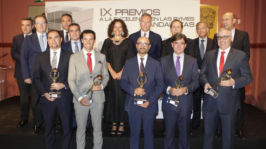 Fotos Las Im 225 Genes De Los Ix Premios A La Excelencia En