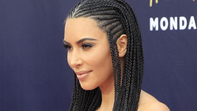 Kim Kardashian Se Corta La Melena Y Nos Adelanta La Tendencia De