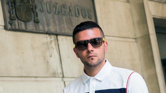 1177d891 Ángel Boza El miembro de la Manada que robó las gafas de sol seguirá ...