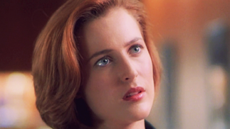 El peinado de Dana Scully (Gillian Anderson) en 'Expediente X' (1993– ).