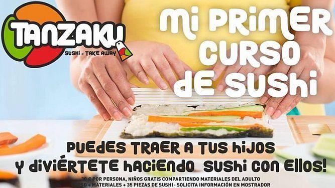 Mi Taller De Cocina   Clases De Cocina Un Taller Infantil Para Aprender A Hacer Sushi