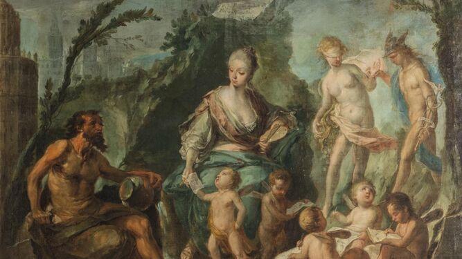 Arte En El Palacio Arzobispal Valiosas Pistas De La Pintura Sevillana