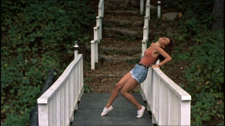 Las Kleds blancas de Baby (Jennifer Grey) en 'Dirty Dancing' (1987).