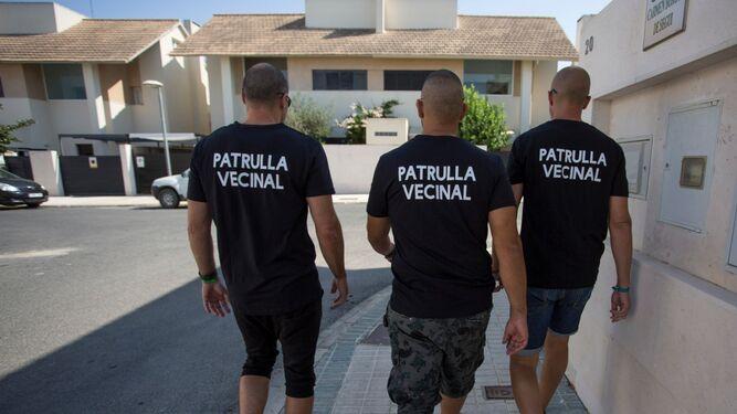 c2059bff7ec1 Robos en el Aljarafe La hora de las patrullas vecinales