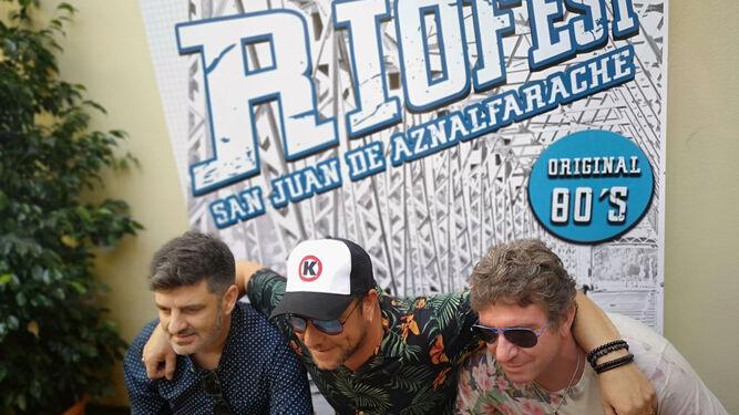 RioFest revive la gloria de los 80 El río que nos lleva a la nostalgia 0745e222c918e