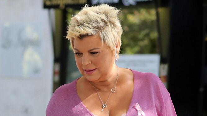 a0d2377152 Terelu Campos, tras su mastectomía