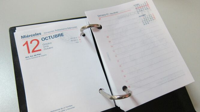 Calendario Laboral 2020 Bizkaia.Sindicato Profesional De Vigilantes Sevilla Calendario