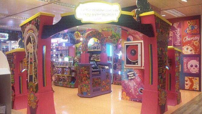 2020c7a4842 Apertura centros comerciales Nueva juguetería en El Corte Inglés de ...