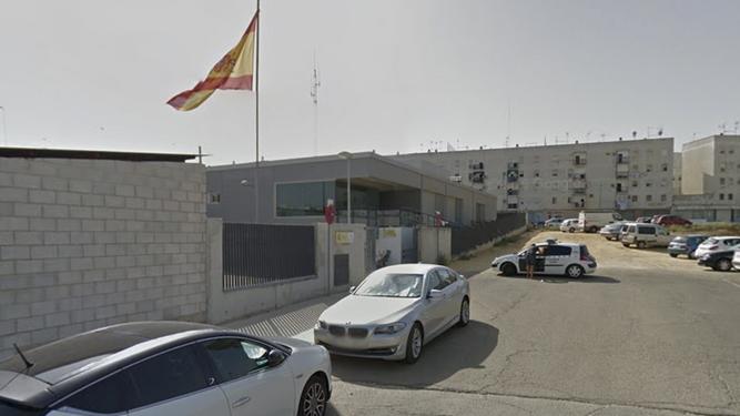 Cuartel de la Guardia Civil de Utrera