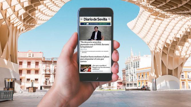 Notifiaciones push en Diario de Sevilla