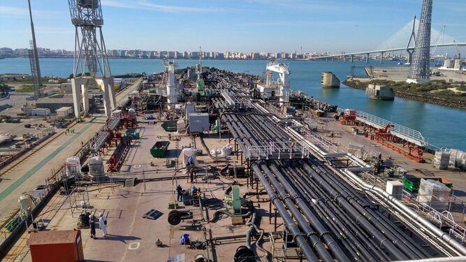 Navantia digitalizará el cableado de sus buques de la mano de SDOS