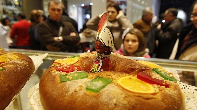 ¿Dónde comprar el Roscón de Reyes en Sevilla?