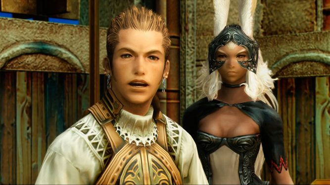Una imagen de 'Final Fantasy XII The Zodiac Age'